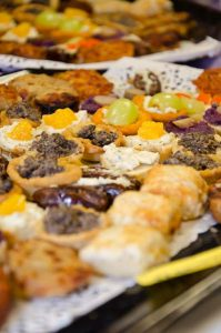 Photo of food platter 2 - The Southern Co-operative Funeralcare