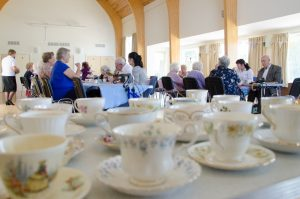 Chichester Co-operative Funeralcare community lunch