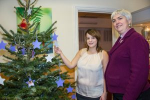 Photo of Leigh Park Christmas tree blessing - The Southern Co-operative
