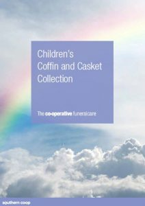 childrens coffins and caskets