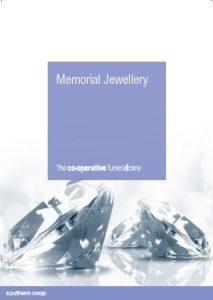 memorial jewellery brochure