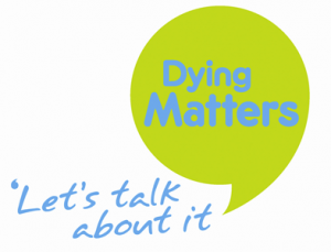 Dying Matters - 'Let's talk about it' image