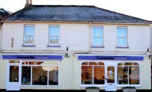 Photo of the front of The Co-operative Funeralcare branch East Cowes