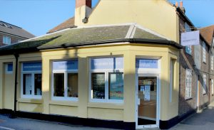 Photo of the front of The Co-operative Funeralcare branch Newport, Isle of Wight