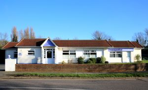 Photo of the front of The Co-operative Funeralcare branch Sandown