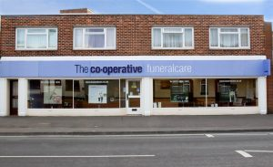 Photo of the front of The Co-operative Funeralcare branch Stoke Road, Gosport