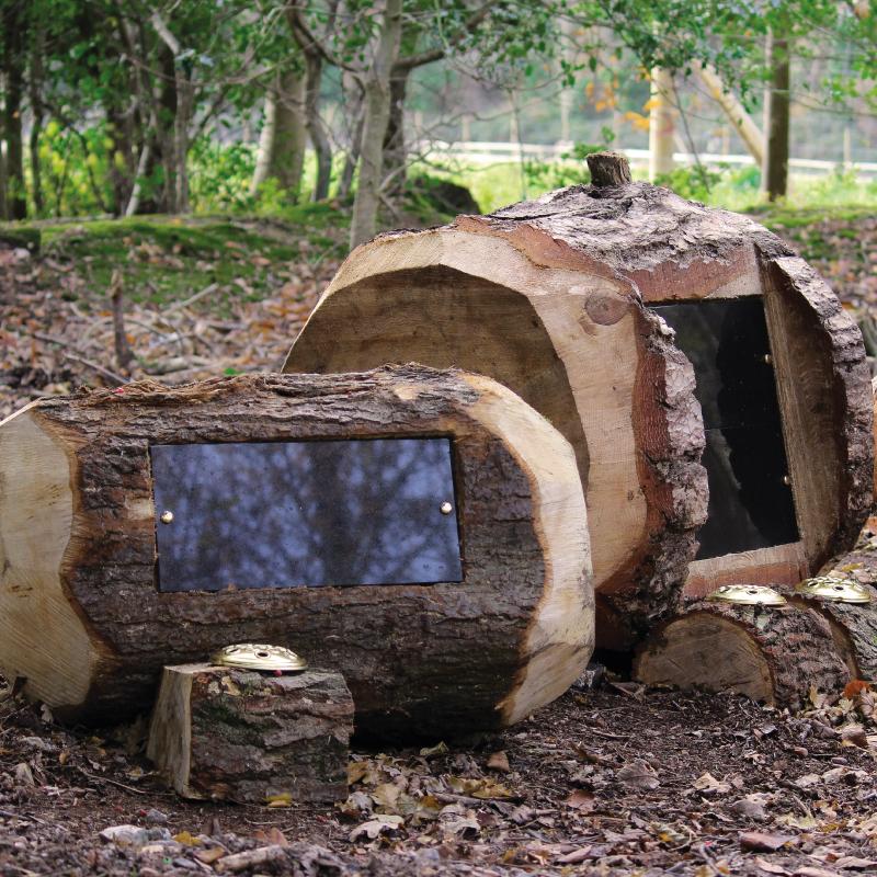 Woodland Orbs memorials