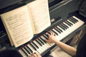 Music for funeral service